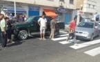 عدم إحترام ممر الراجلين يؤدي إلى إصابة 3 تلميذات بجروح في حادث سير بالناظور