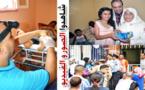 ترقاع العليا : المحطة الثالثة ضمن برنامج القوافل الطبية لمبادرات الشباب الناظوري