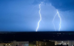 عواصف رعدية ستضرب الناظور والدريوش