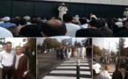 الجالية المسلمة المقيمة بفرنـسا تحتفل بعيد الأضحى المبارك