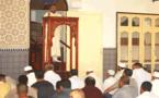 المئات يؤدون صلاة عيد الاضحى المبارك في أجواء روحانية بقبيلة تمسمان