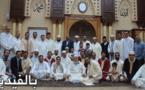 مغاربة ليدن الهولندية يحتفلون بعيـد الأضحى المبارك بحضور سفير المغرب
