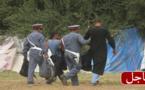 اعتقال 4 جزائريين بقرية أركمان