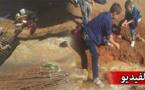 انفجار أنبوب مياه بإكوناف والمسؤولين في دار غفلون