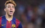 برشلونة يعتزم رفع راتب منير الحدادي لضمان بقائه ضمن النادي
