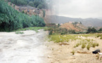 """نقص  المياه بواد """"أمقران""""  يهدد جماعة تمسمان  بالعطش مستقبلا"""