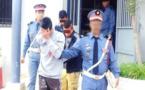 القبض على أربعة أشخاص وحجز زورق مطاطي بتازاغين