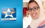 نائبة المجلس البلدي بالدريوش ورئيس جمعية الأمل للمعاقين على أمواج إذاعة تمازيغت