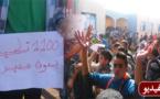 خصاص في الاطر التربوية و غياب منصب المدير يشعلان  فتيل الاحتجاج بثانوية بودينار