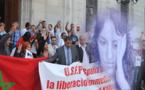 """وقفة احتجاجية بطرغونة للمطابة بإطلاق سراح """"محجوبة"""" التي احتجزتها البوليساريو"""