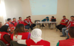 الهلال الأحمر المغربي بالدريوش يحتفل باليوم العالمي للتغذية واليوم العالمي للوقاية من الكوارث الطبيعية