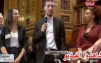 تكريم زوجين ريفيين بمجلس الشيوخ الفرنسي بعد نجاحهما في تسيير مقاولة خاصة