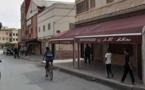 شلل تام يصيب مدينة زايو يوم الإضراب العام