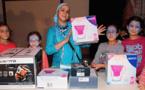 """فيسبادن.. نساء لامعات كالنجوم يضئن درب العمل الخيري من أجل دعم مشاريع خيرية في """"أولاد يخلف"""" بكبدانة"""