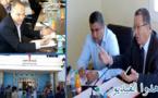 بلدية بن الطيب تعقد دورة أكتوبر بجدول أعمال حافل رافقه شكل احتجاجي للمعطلين