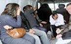 إعتقال أربعة اشخاص ضمنهم فتاتين بتهمة الفساد و السكر العلني بكرونة تمسمان