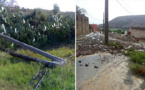 ساكنة وجماعة أيث شيشار مستاءة من وضعية الكارثية لقطاع الكهرباء