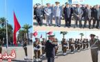 عمالة الناظور تحتفل بالذكرى 59 لعيد الإستقلال المجيد
