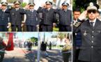 خلوق يترأس بعمالة الدريوش مراسيم تحية العلم احتفاء بالذكرى الـ 59 لعيد الإستقلال المجيد