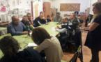 لقاء تنسيقي لفعاليات المجتمع المدني الإسلامي والجالية المغربية القاطنة بمليلية