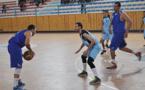أول هزيمة لفريق إثري الريف لكرة السلة ضد الفريق الشَّاوني