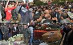 إستياء ساكنة حي السوق بزايو بسبب احتلال الباعة المتجولين لشارع أثينا
