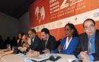 مشاركة جمعية الفتوة للتربية والثقافة والتنمية بالناظور في المنتدى العالمي لحقوق الانسان بمراكش