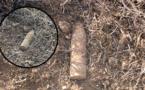 العثور على قذيفة اسبانية قديمة بجماعة دار الكبداني