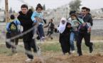 سوريون يظهرون مرة أخرى بجماعة دار الكبداني