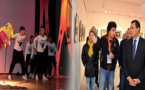 انطلاق الدورة 6 لمهرجان الحسيمة المسرحي بتكريم أمينة شوعة وبابا دريس وآخرين