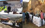 الأيادي البيضاء للإغاثة الإسلامية وجمعية الرحمة تصلان متضرري فيضانات كلميم