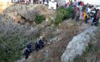 الحسيمة: شابٌٌّ يربط عُنقه بحَبل وسَط الغابَة المُطلّة على شَاطئ كيمَادو فيُلقي بنفسِه