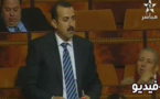 النائب البرلماني أمغار يثير نقطة ملف الغازات السامة بالريف داخل مجلس النواب