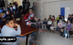 """مؤسسة """"الرسالة"""" تزرع البسمة على أطفال المنظمة العلوية للمكفوفين بالناظور"""