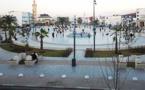 ساحة المسيرة بامزورن ..فضاء جديد للترويح عن النفس لساكنة المدينة وزوارها