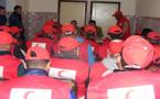الهلال الأحمر يشرف على دورة تكوينية في الاسعافات الأولية الأساسية ببلدية ميضار