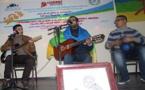 قاسيطة: إختتام الأيام الثقافية الاحتفالية بالسنة الأمازيغية الجديدة 2965 بأمسية فنية