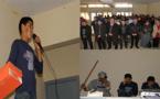 نادي الإعلام و التواصل بثانوية الفرابي الإعدادية ينظم عرضا تربويا حول ظاهرة الهدر المدرسي في قبيلة ايت سعيذ