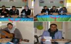 جمعية آيت سعيد تحتفي بأسكاس أماينو وتخلد انتفاضة يناير وتكرم فعاليات محلية