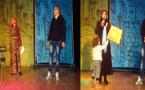 افتتاح الدورة الأولى من مهرجان أفولاي لمسرح الشباب بآيث حذيفة