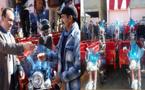 توزيع 20 دراجة نارية ثلاثية العجلات ببلدة انوال من اجل الرفع من المستوى المعيشي للمستفدين