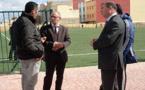 لجنة من اسكتلندا تحل بملعب الناظور للموافقة على معاييره الدولية