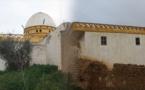 زاوية سيدي صالح و مسجد جبل القرن معلمتان تاريخيتان بتمسمان طالتهما معاول الهدم و التخريب