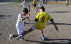 الاتحاد الرياضي الناظوري يقسو على أسود زايو ويفوز بكأس الدوري المنظم من طرف نادي العمران