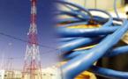انقطاع الاتصالات عن قرية أركمان بسبب سرقة أسلاك هاتفية