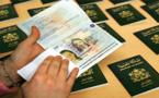 اعتقال غينية حاولت العبور إلى أوروبا بواسط جواز سفر مزور