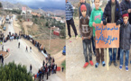 """""""الصمود شعار ساكنة قرية أنوال التاريخية في شكل احتجاجي لأسبوع الثالث على التوالي"""""""