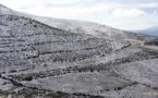 انخفاظ كبير في درجات الحرارة بتمسمان بسبب عدم ذوبان الثلوج التي عرفتها جبال افرني