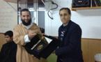 تكريم قنصل المغرب ببرشلونة من طرف جمعية بمارطوريل