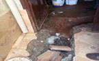إنفجار قنوات الصرف الصحي يسبب في أضرار كبيرة لمهاجر من الحسيمة